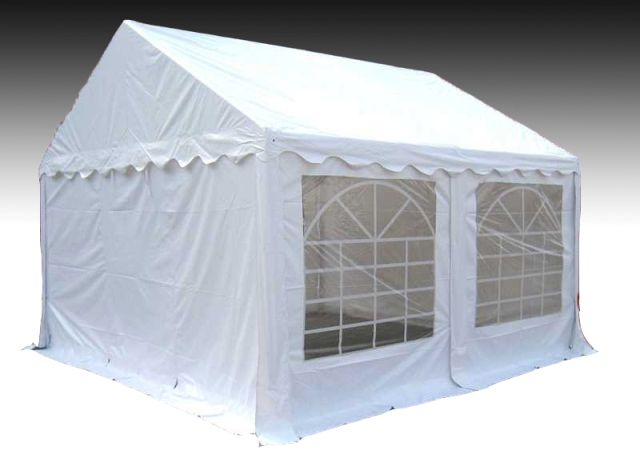 Partytent 4x4 Wit