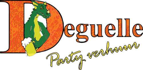 Logo Deguelle Party Verhuur Margraten